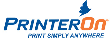 PrinterOn Print Simply Anywhere