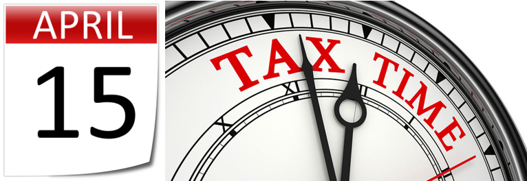 Go to the Library's Tax Time Help Page. Tax Filing Deadline is April 15th!